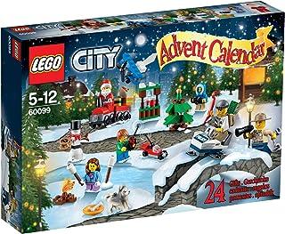 Lego City Advent Calendar, Multi-Colour, 60099