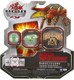 BakuCyclone (Subterra): Bakugan Super Assault - Bakugan Gundalian Invaders Se...