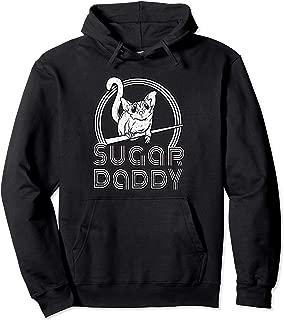 Sugar Daddy Funny Sugar Glider Gift for Sugar Glider Dads Pullover Hoodie