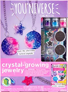 Best youniverse crystal growing jewelry Reviews