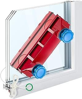 eversprout 7-to-20/pie rasqueta y ventana de microfibra Estropajo 35,6/cm   2/en 1/ventana y vidrio limpieza Combo con ligero 25/+ ft. Alcance aluminio pro-pole incluye y 11/pulgadas