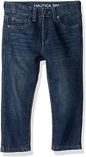 Nautica Boys' Slim Straight Jeans,