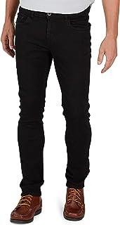 Weatherproof Vintage Men's Slim Fit Super-Soft Stretch Denim Jeans, Five Pocket