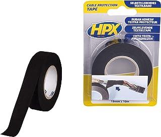 HPX TP1910 Rubans adhésifs en Blister, Noir