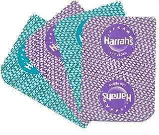 Casino Playing Cards - Harrah's Las Vegas, Nevada 2 Used Decks