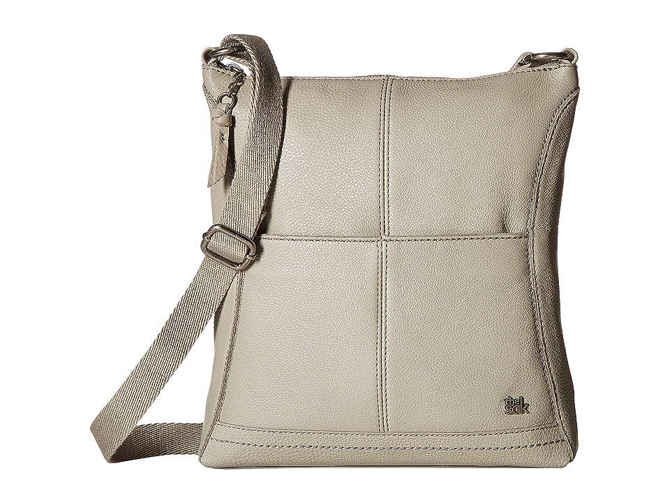 The Sak Lucia 2-in-1 Crossbody (Dove Perf) Handbags