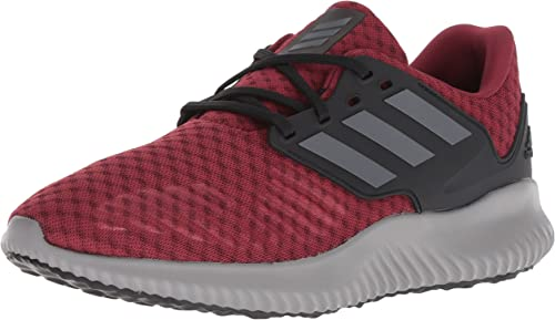 Adidas Originals- - Chaussure de Course Alphabounce Rc.2 Homme, Rouge (Noble Maroon Night Metallic noir), 44.5 EU
