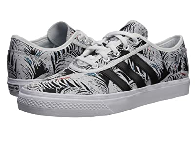 adidas Skateboarding Adi-Ease (Footwear White/Core Black/Active Teal) Men