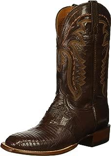 lucchese lizard boots