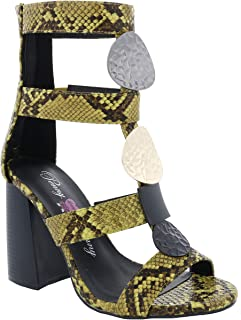 Penny Loves Kenny Women's Tymber Heeled Sandal
