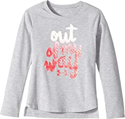 Under Armour Kids - Out of My Way Raglan (Little Kids)
