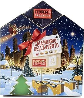 Ferrero Prestige Calendario Avvento, Confezione da 27 Pezzi - 276 gr