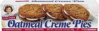 Little Debbie Oatmeal Creme Pies, 24 Count
