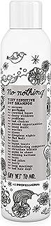 No nothing Very Sensitive Dry Shampoo - Fragrance Free Dry Shampoo, 100% Vegan, Hypoallergenic, Unscented, Gluten Free, So...