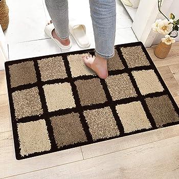 Master Decore Pure 100% Cotton Bathmats,Door Mats 50x80 cm,20X30 Inch