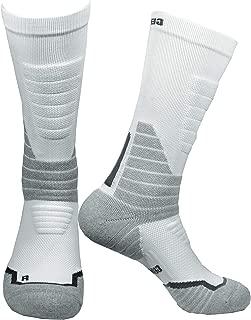 GermaPro Hiking Working Boot Socks for Men & Women w/Anti Odor Moisture Wicking Germanium & Coolmax All Season 2 pairs