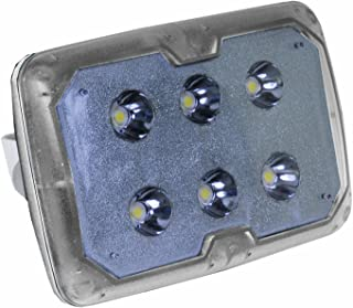 Taco Metals 6W LED Spreader Light with Stainless Steel Adjustable Bracket