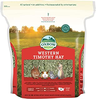 Oxbow Animal Health Oxbow Hay Western Timothy Hay – 90 oz.
