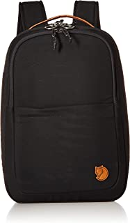 Fjallraven - Travel Pack Small Backpack for Everyday Use, Black