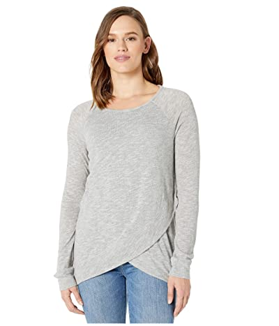 tentree Acre Long Sleeve (High-Rise Grey Marled) Women