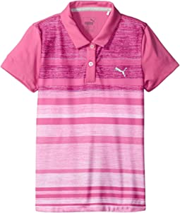 PUMA Golf Kids - Depths Polo (Little Kids/Big Kids)