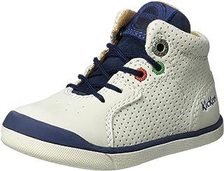 Kickers Goodjob, Zapatos de Cordones Derby para Niños