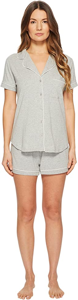 "Kate Spade New York ""Please Do Not Disturb"" Short Pajama Set"