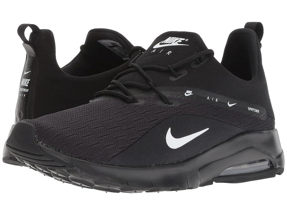 Nike Air Max Motion Racer 2 (Black/White) Women