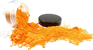 The All Natural Face Vegan Mineral Eyeshadow Tiger Lily