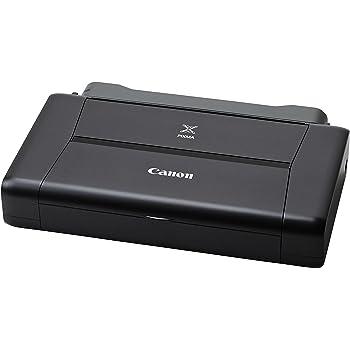 Canon PIXMA iP110 Akku- Impresora de tinta portátil (9.600 x 2.400 ...
