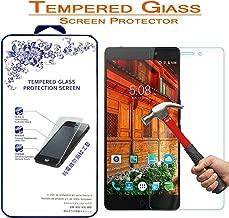 Elephone P9000 / Elephone P9000 Lite Glass Screen Protector, Nacodex HD Ballistic Tempered Glass Screen Protector for Elephone P9000 / Elephone P9000 Lite [2.5D Round Edge]