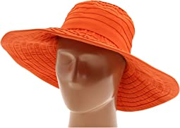 RBL299 Crushable Ribbon Floppy Hat