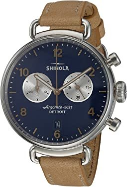 Shinola Detroit - The Canfield 38mm - 20001931