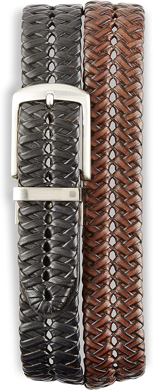 Harbor Bay by Long-awaited DXL Big and Braided Limited time for free shipping Belt Leather Reversible Tall