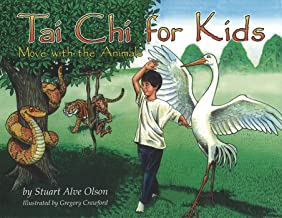Tai Chi for Kids: Move with the Animals (English Edition)