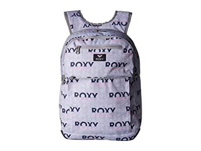 Roxy Here You Are Backpack (Heritage Heather Gradient Letter) Backpack Bags