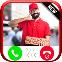 Instant Real Live Fake Call From Pizza Delivery - Free Online Phone Calls - Fake number app - PRANK CALLS NUMBERS