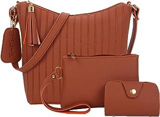 GALIP Women Sling Bag (Pack Of 3)