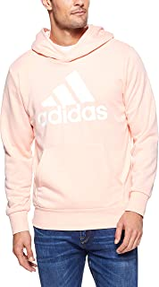 adidas Men's CZ7527 Essentials Linear P/O French Terry Sweatshirt