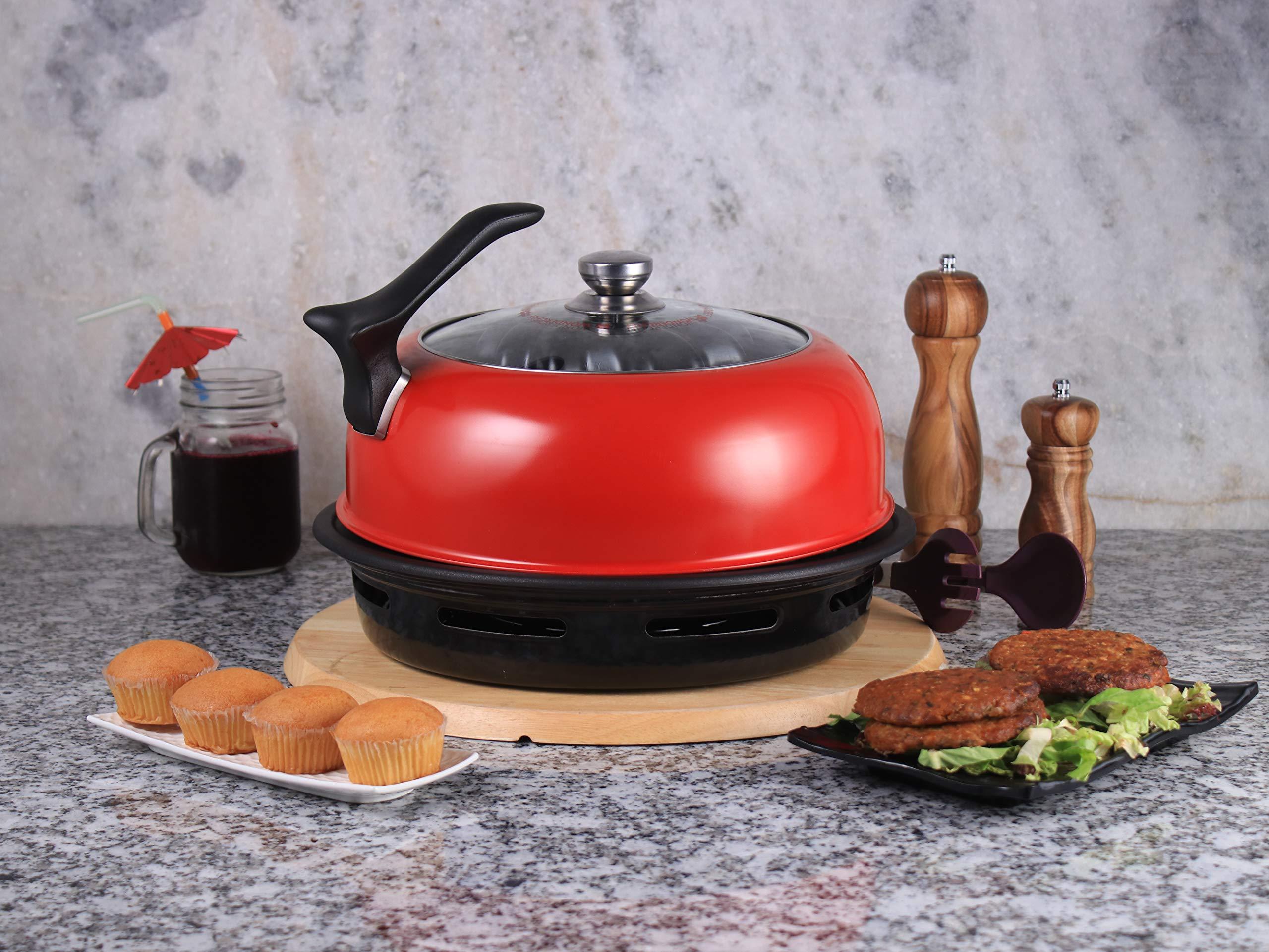 Wonder Chef 60018341 Wonderchef horno de gas Tandoor por Master ...