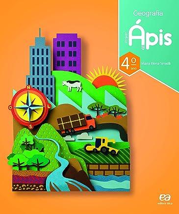 Projeto Ápis. Geografia - 4º ano - Versão Reformulada 2018