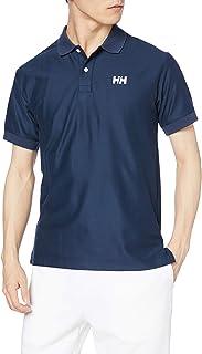 [ヘリーハンセン] ポロシャツ ショートスリーブ HHロゴポロ メンズ