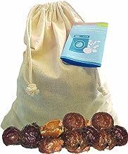 Noix de lavage en sac de coton + sachets de lavafe 500g