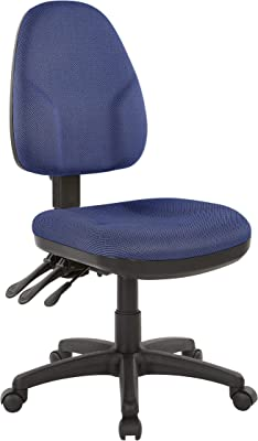 Boss Office Products Pink Microfiber Deluxe Posture Chair B325-PK New