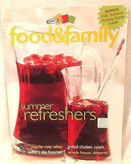 Kraft Food & Family Magazine : Summer, Fall, Winter, Holiday (Summer, Fall, Winter, Holiday)