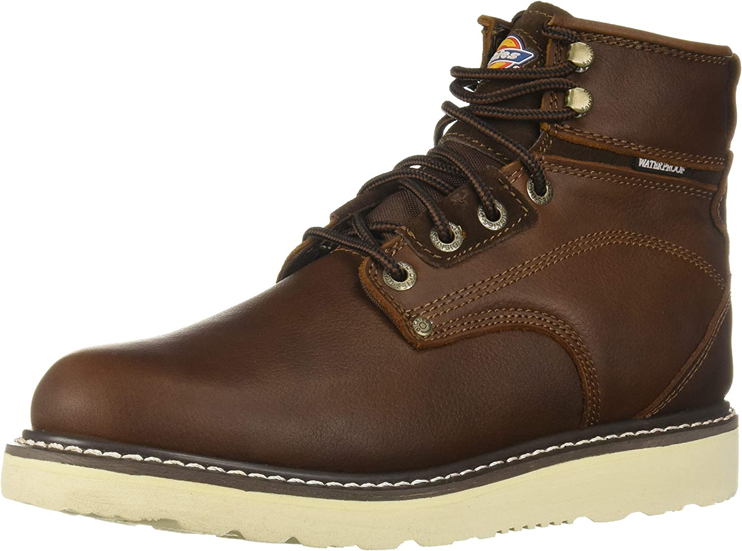 Dickies Mens Cannon Soft Toe Waterproof Construction Boot