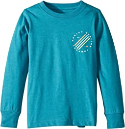 Sail Bait Long Sleeve Tee (Little Kids)