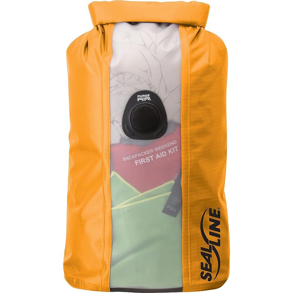 まともな乞食混乱させるSealLine(シールライン) アウトドア 防水バッグ バルクヘッドビュードライバッグ 5L オレンジ 32011