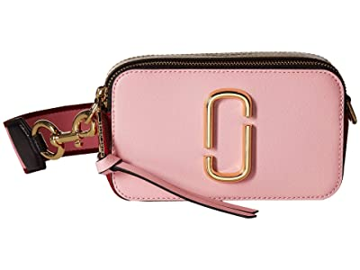 Marc Jacobs Snapshot (Baby Pink/Red) Handbags