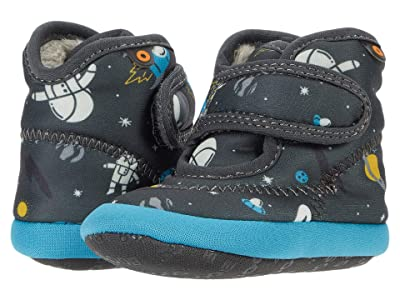 Bogs Kids Elliott II Spaceman (Infant/Toddler) (Dark Gray Multi) Boy